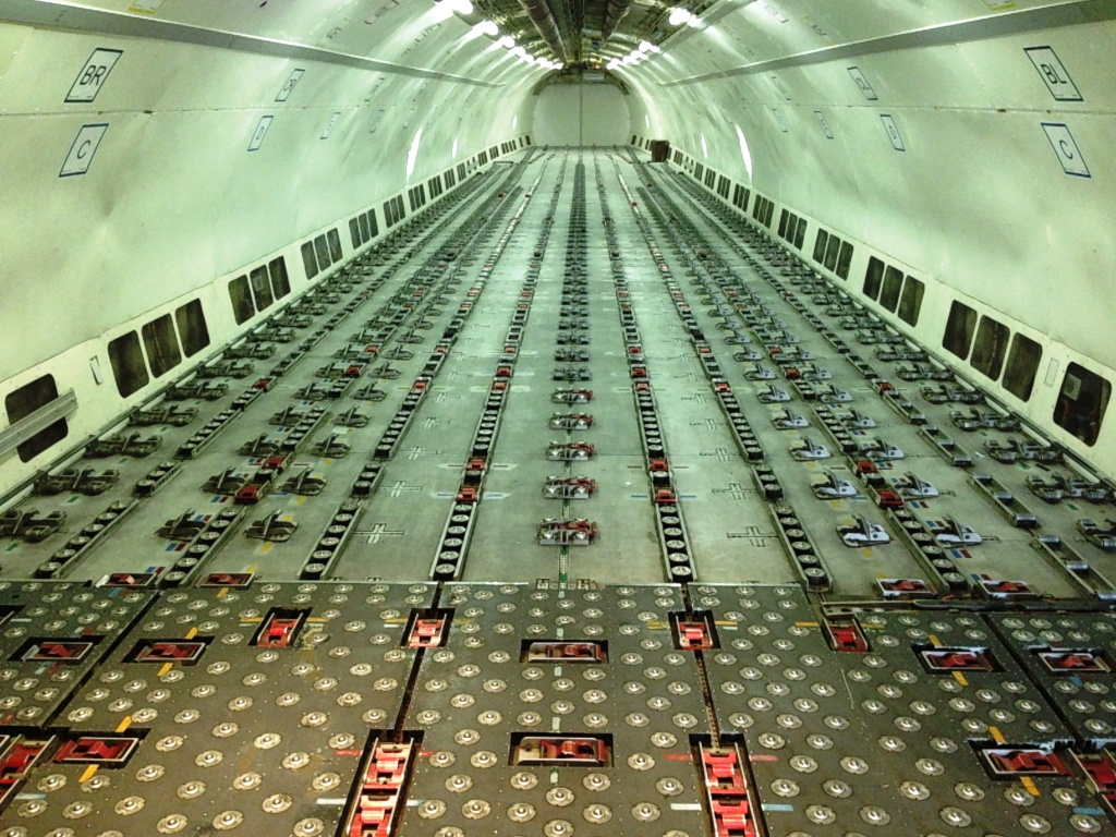 MSN788 Main Cargo Deck