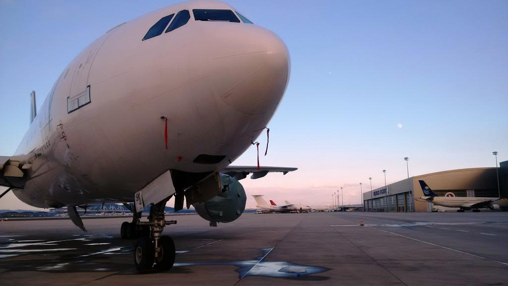 Airbus A300-600 freighter available for ACMI and full charter